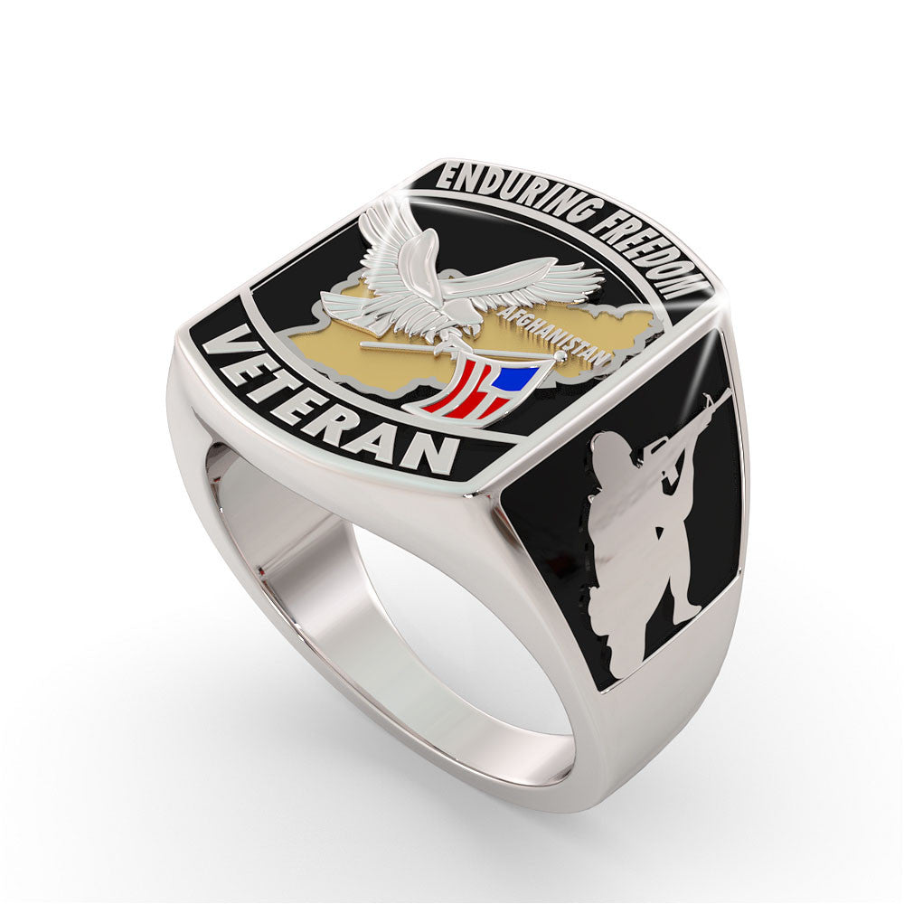 Operation Enduring Freedom Ring - Limited Edition