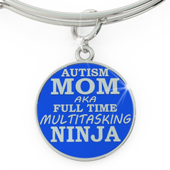 Limited Edition ** Autism MOM **