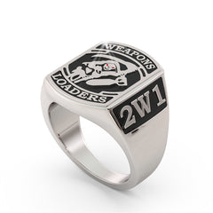 Weapons Loaders Ring - Limited Edition 2W1