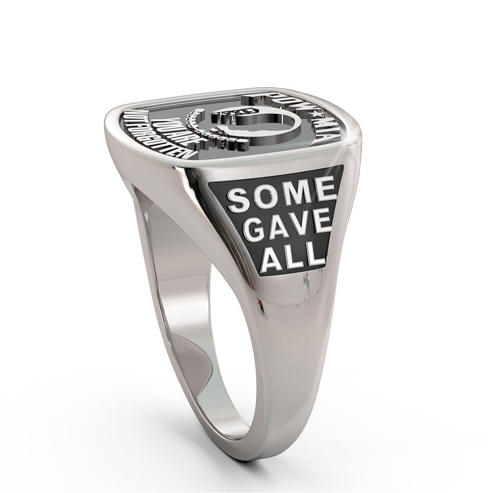 Women's POW MIA Ring- Limited Edition