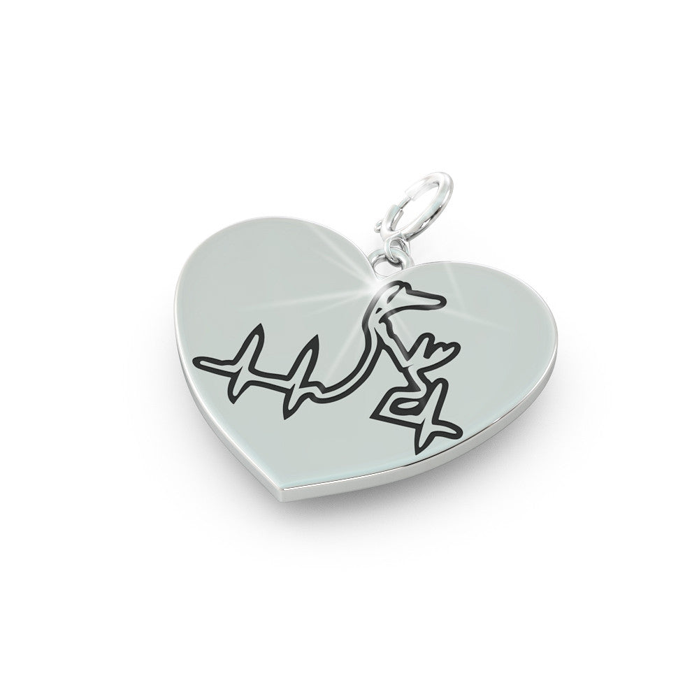 Deer - heartbeat * Necklace *