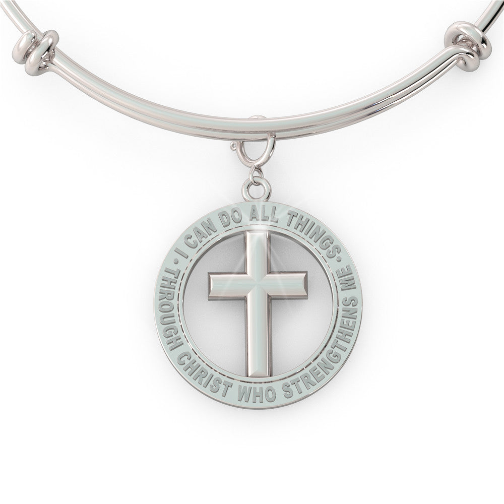 Through Christ Necklace * Limited Edition *