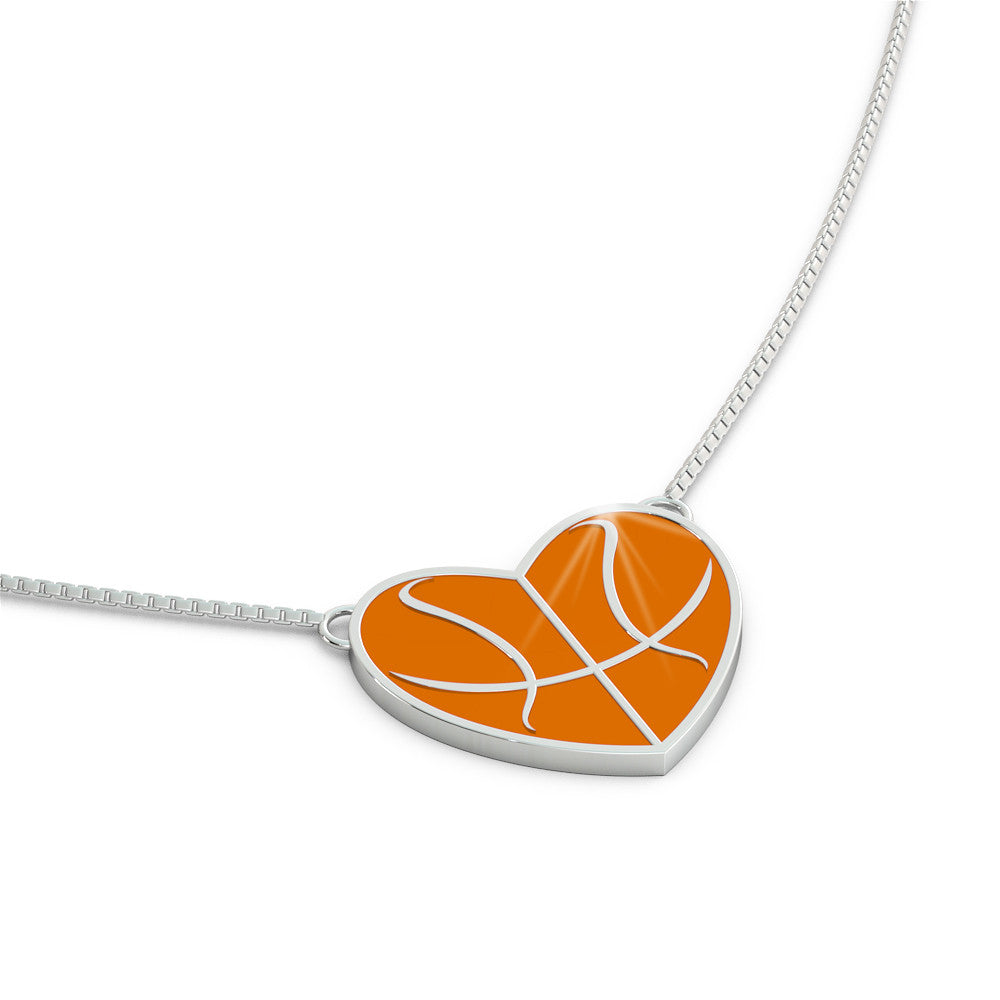 Basketball Love (.925 silver)
