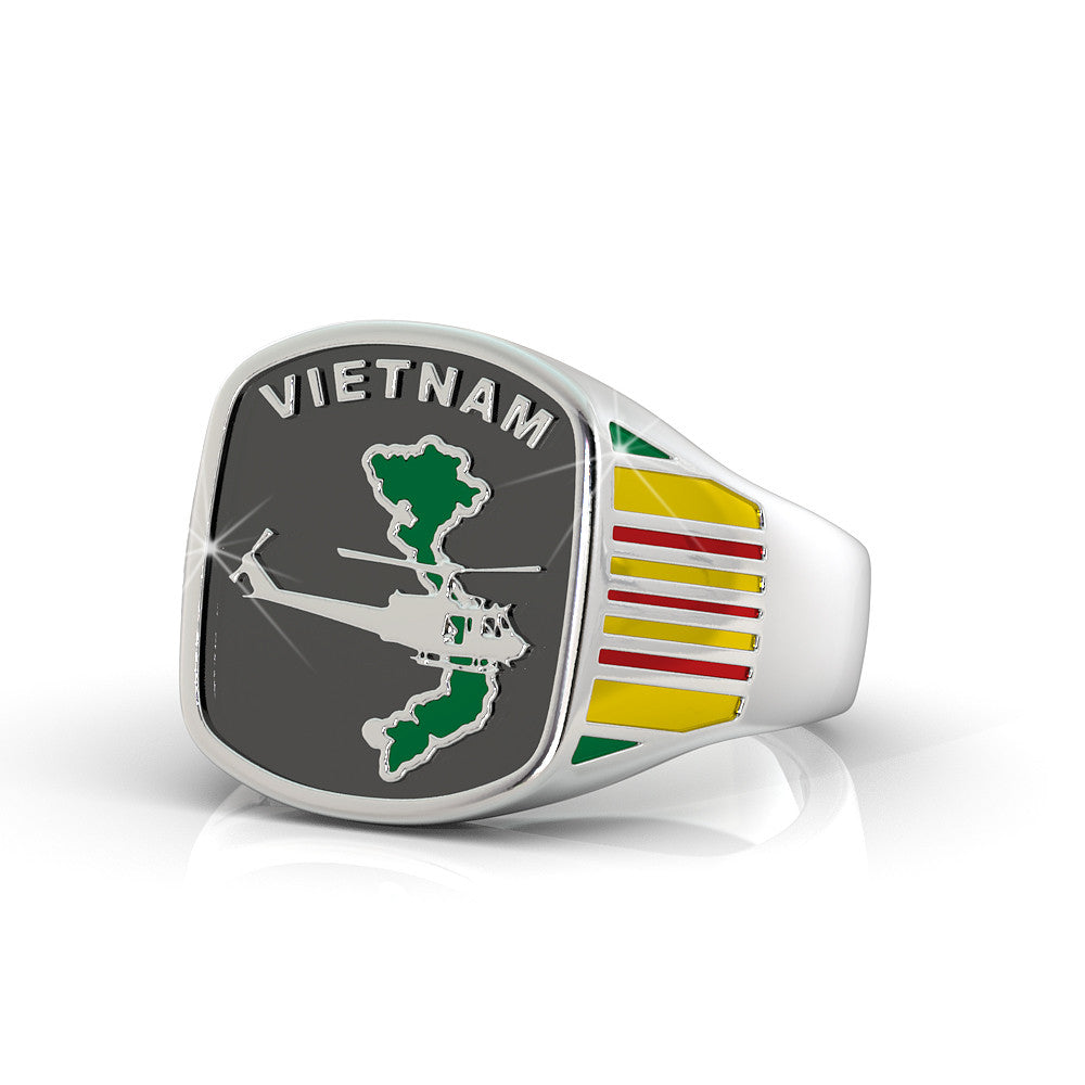 Ladies Vietnam Veterans Ring
