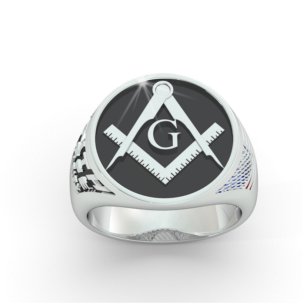 Veteran Mason Ring - Limited Edition