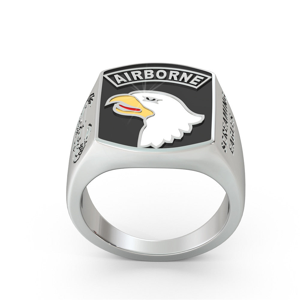 Screaming Eagles Ring - Limited Edition