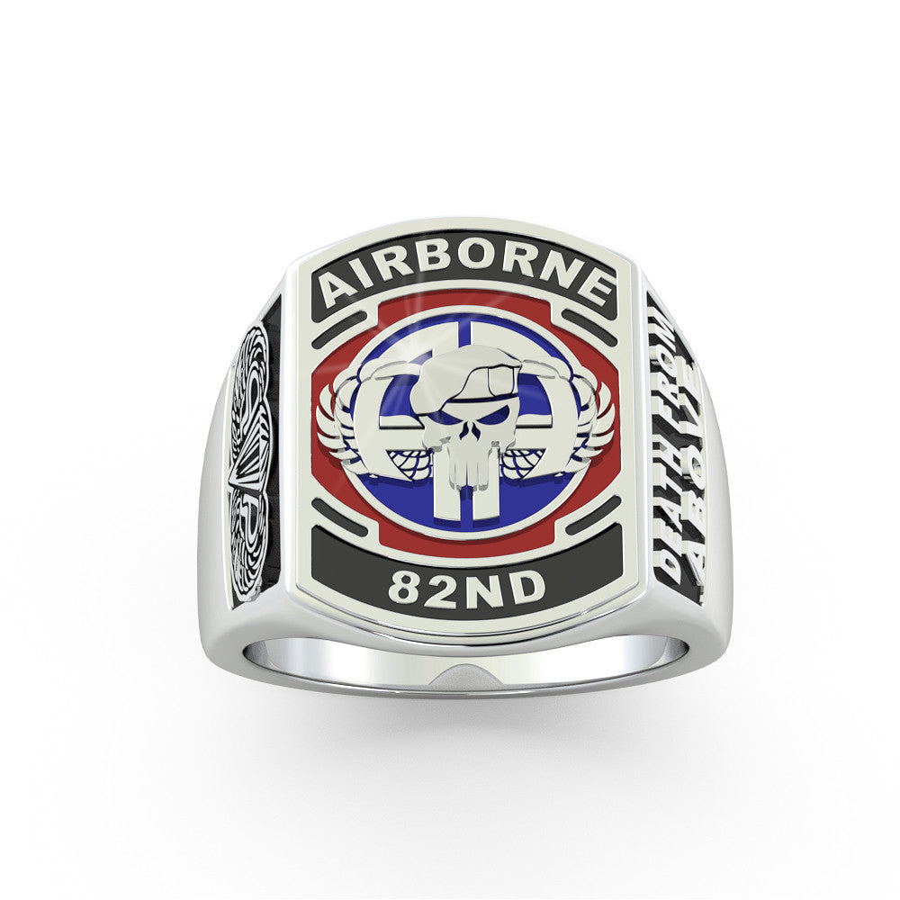 82nd Airborne Ring - Limited Edition