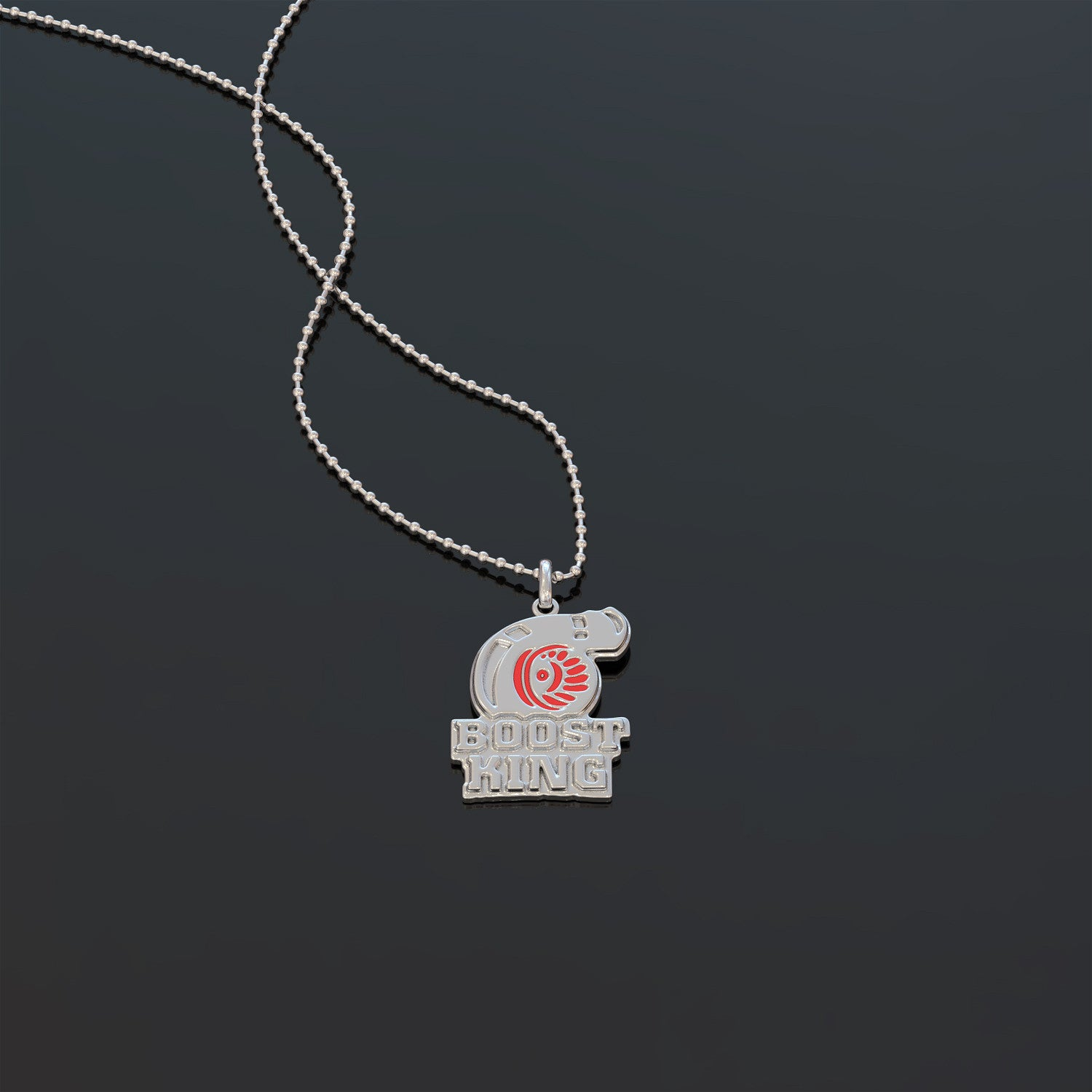 Boost King Necklace