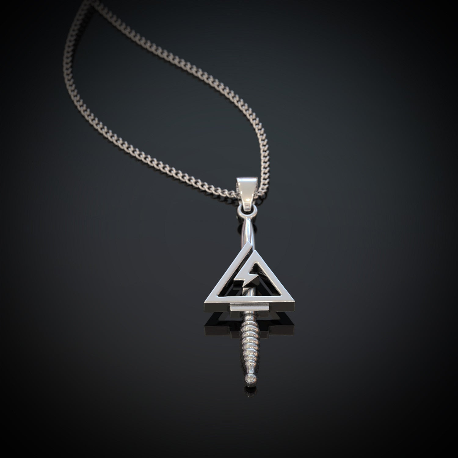 USA Army Delta Force Necklace