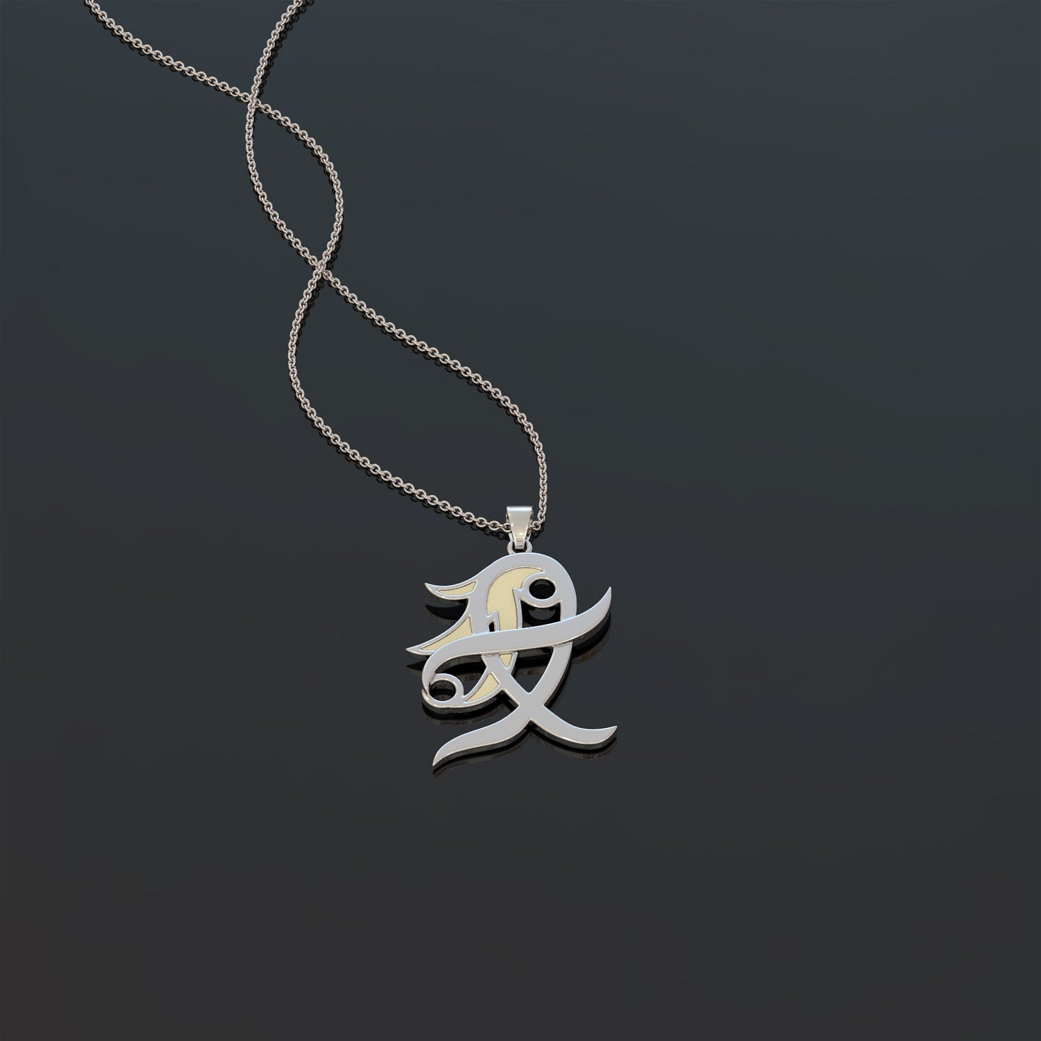 zodiac necklace virgo blinglane products