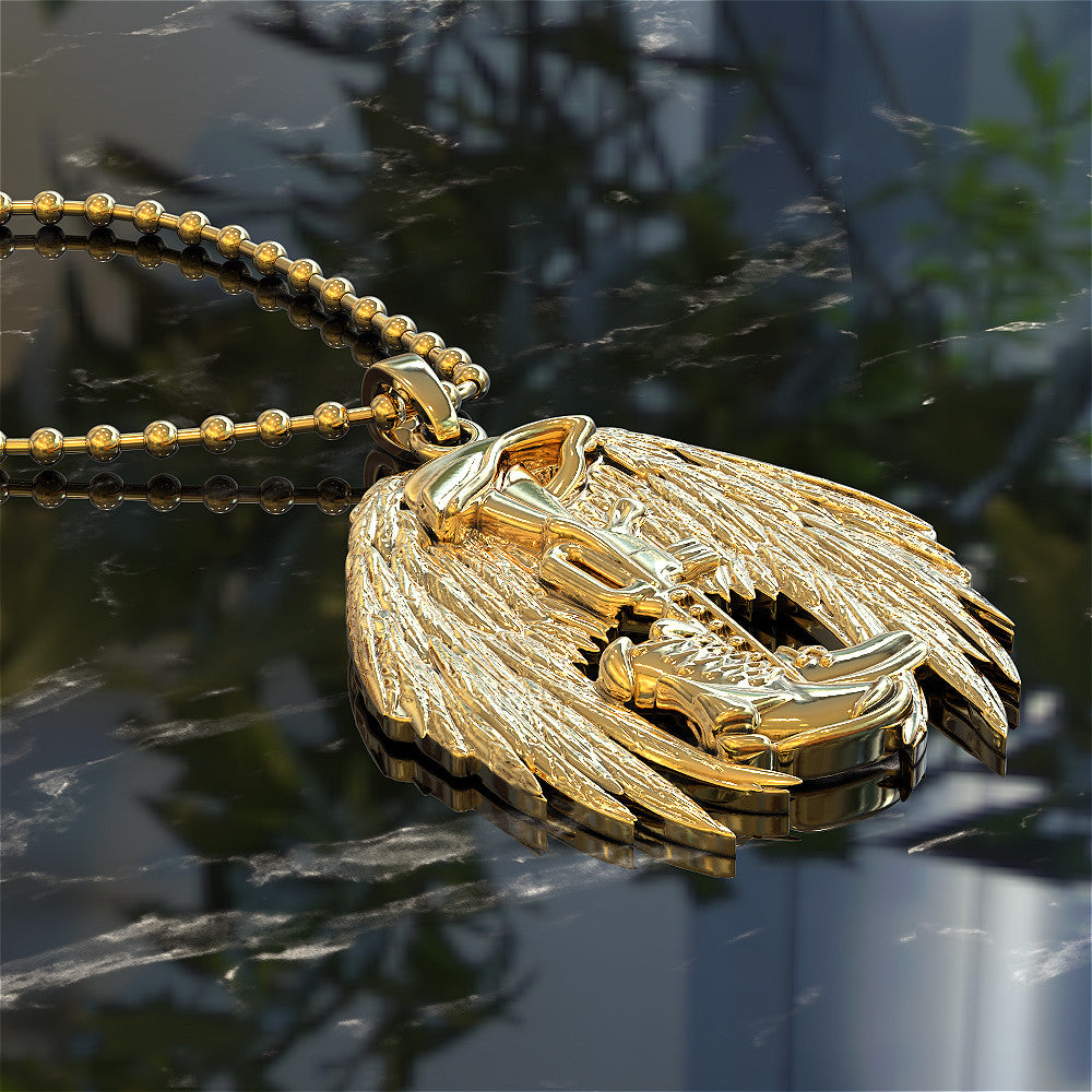 Remember Fallen Pendant