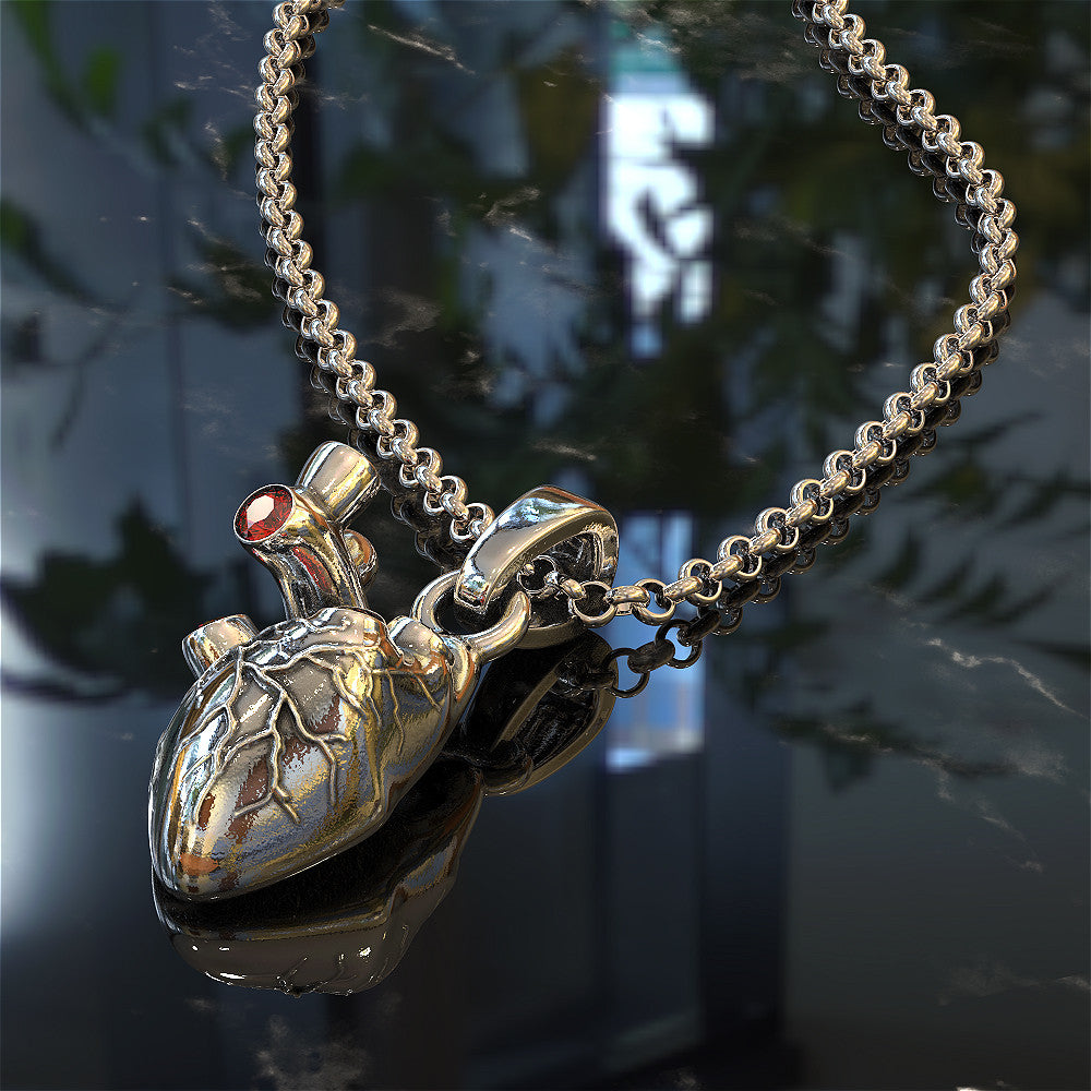 Heart Pendant - STRICTLY LIMITED EDITION
