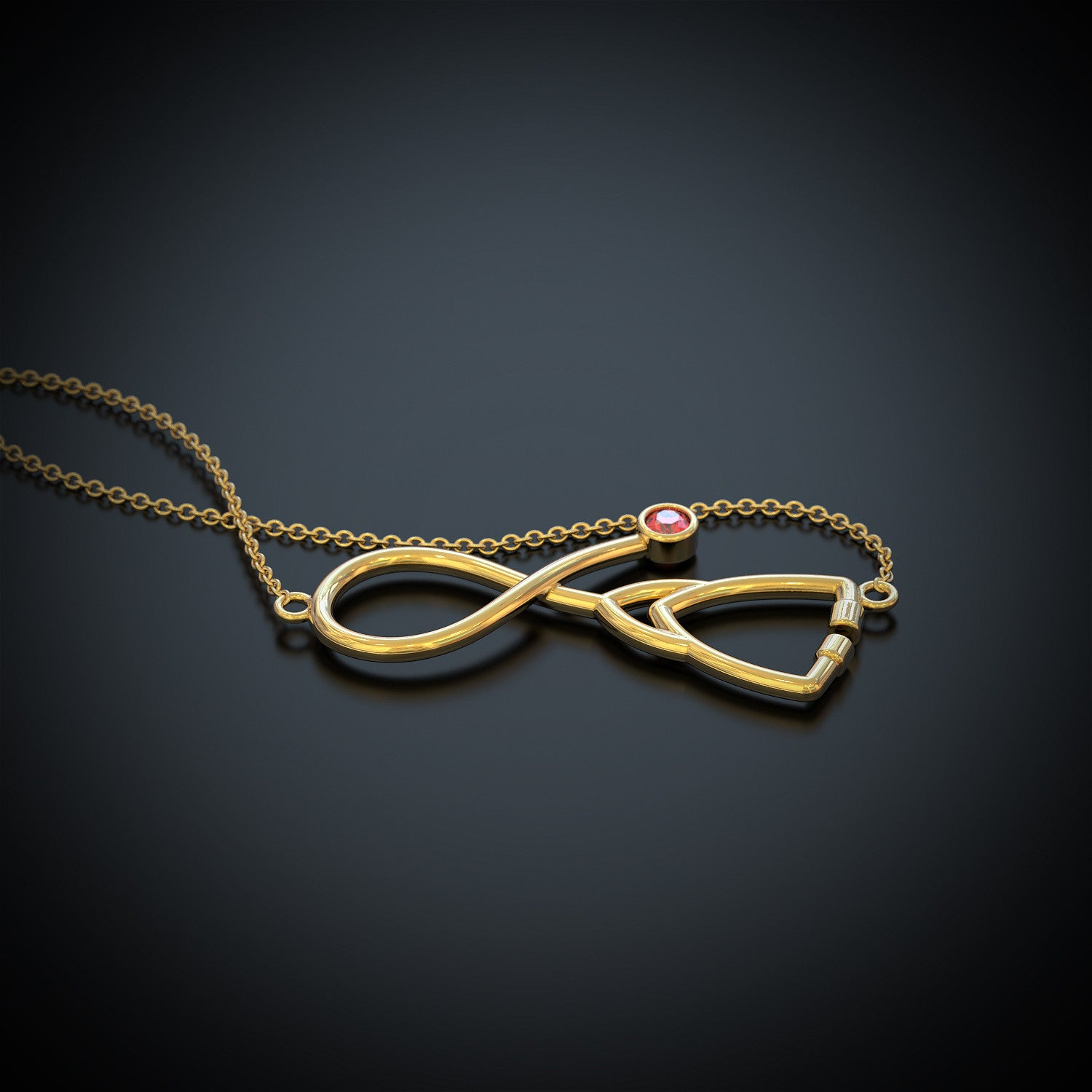 Stethoscope Necklace - LIMITED EDITION