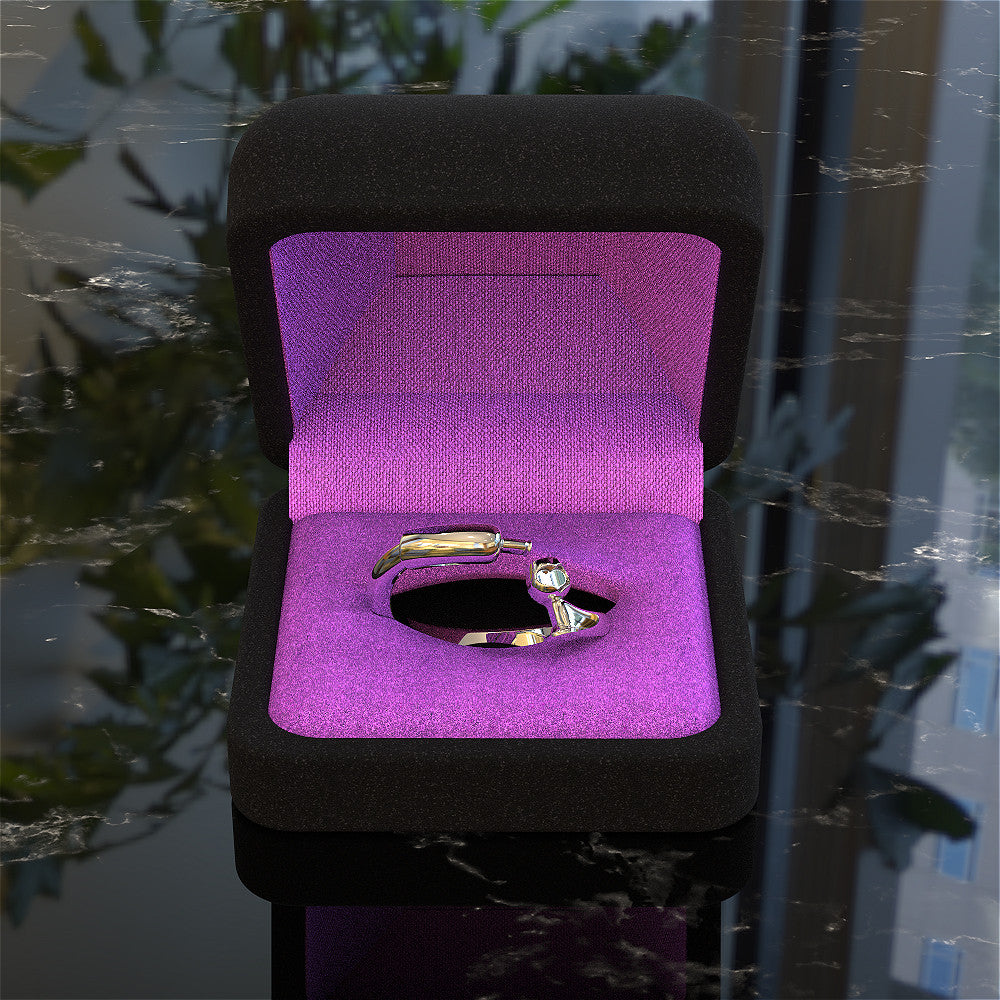 Great Wine Pour Ring