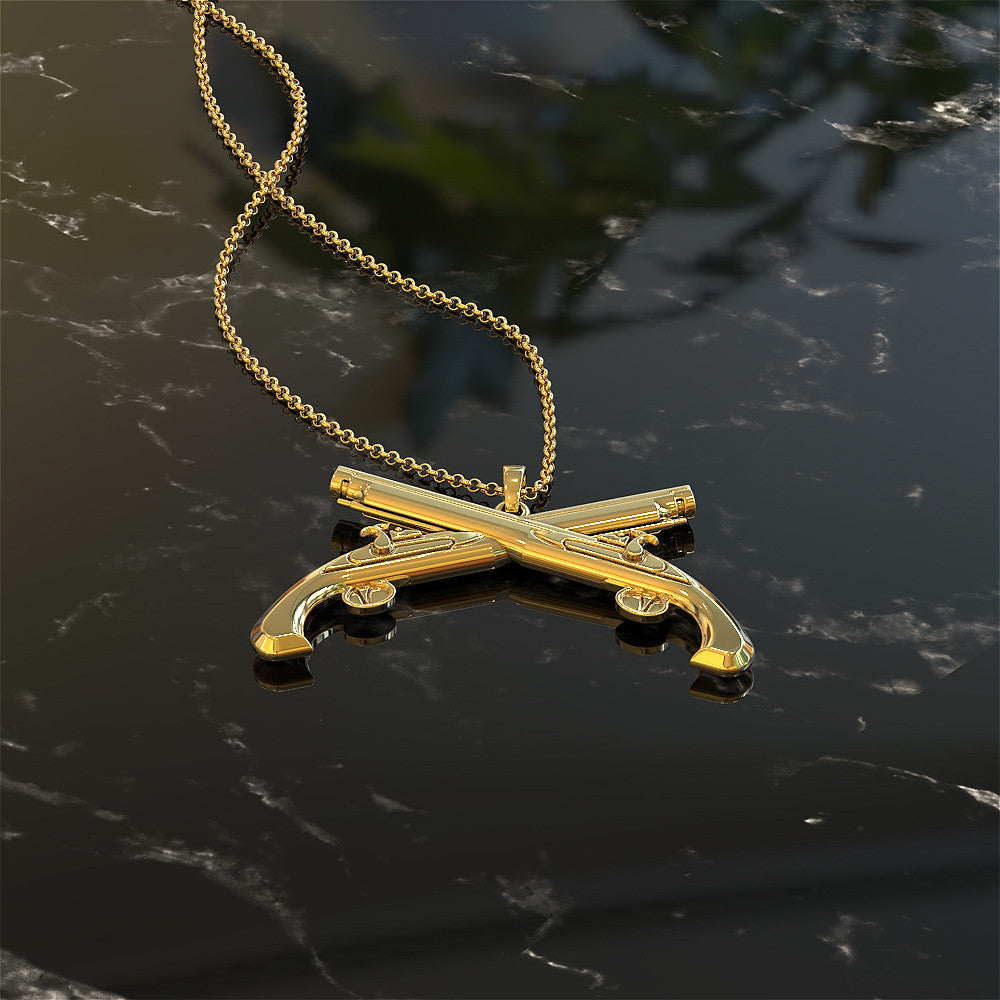 Military Police Necklace