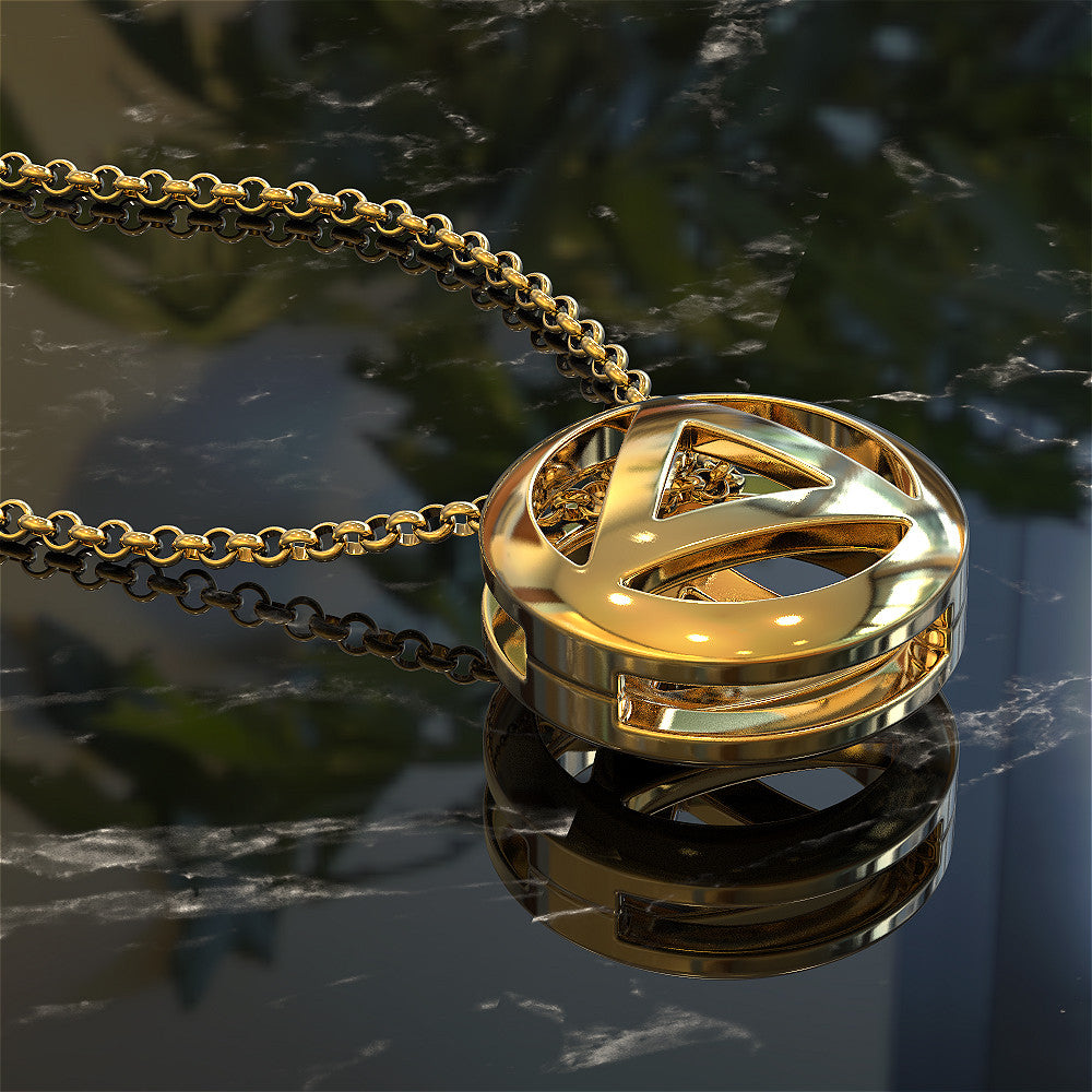 AA - Be Proud and Classy - Pendant