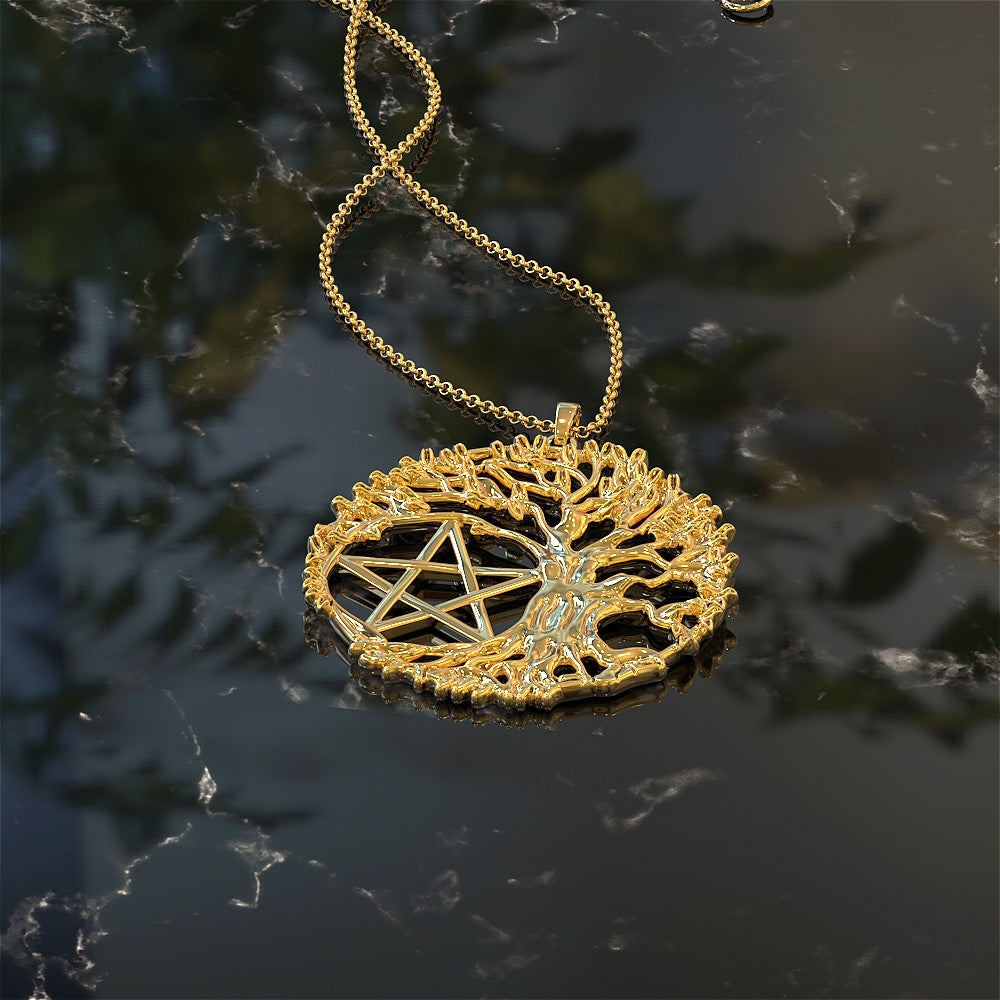 Tree of Life Pendant/Necklace