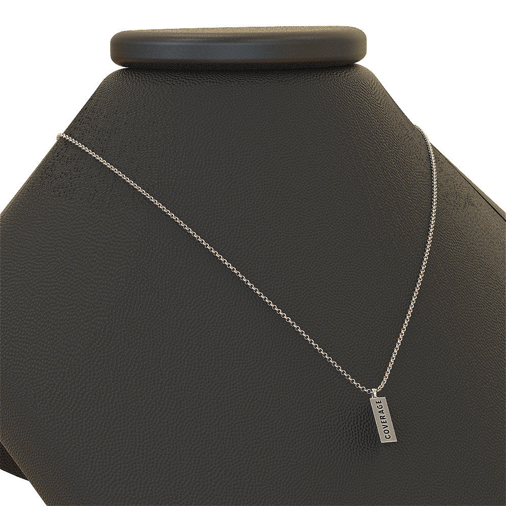 3 Bar Vertical Necklace II