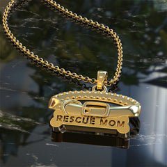 Rescue Mom Pendant
