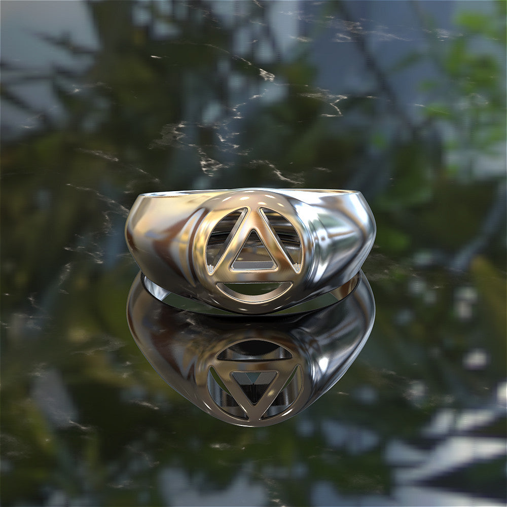AA Signet Ring