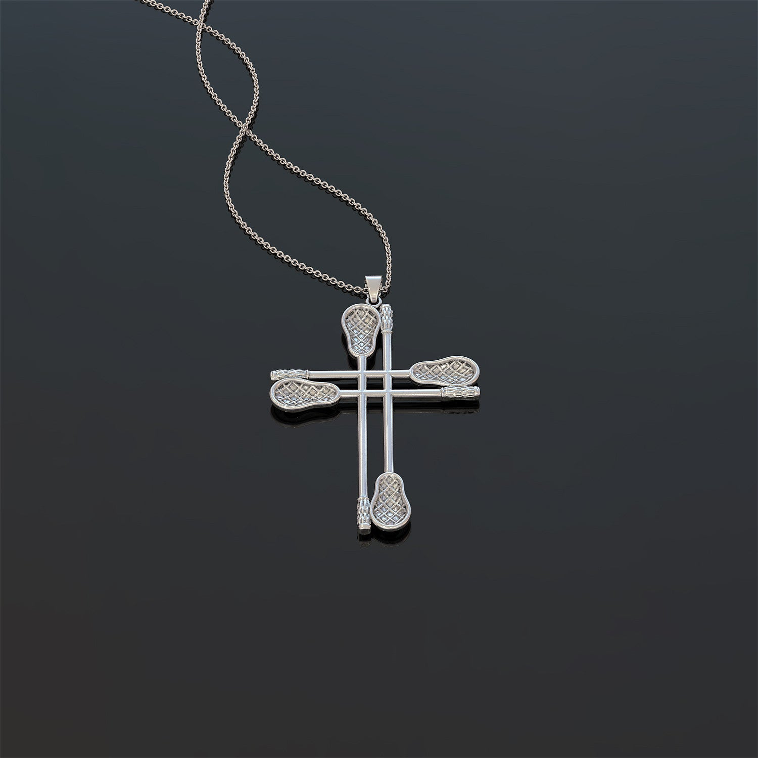 La CROSSe Necklace - STRICTLY LIMITED EDITION