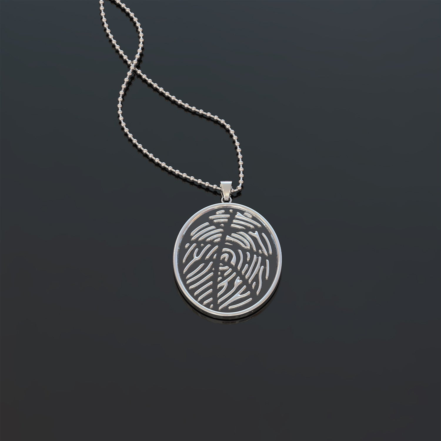 Basketball DNA Necklace