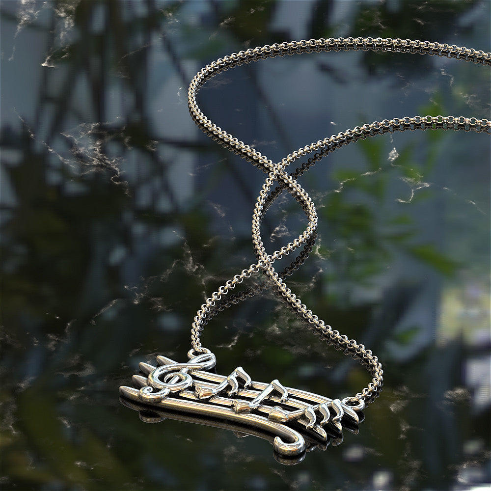 Music of my heart - Necklace
