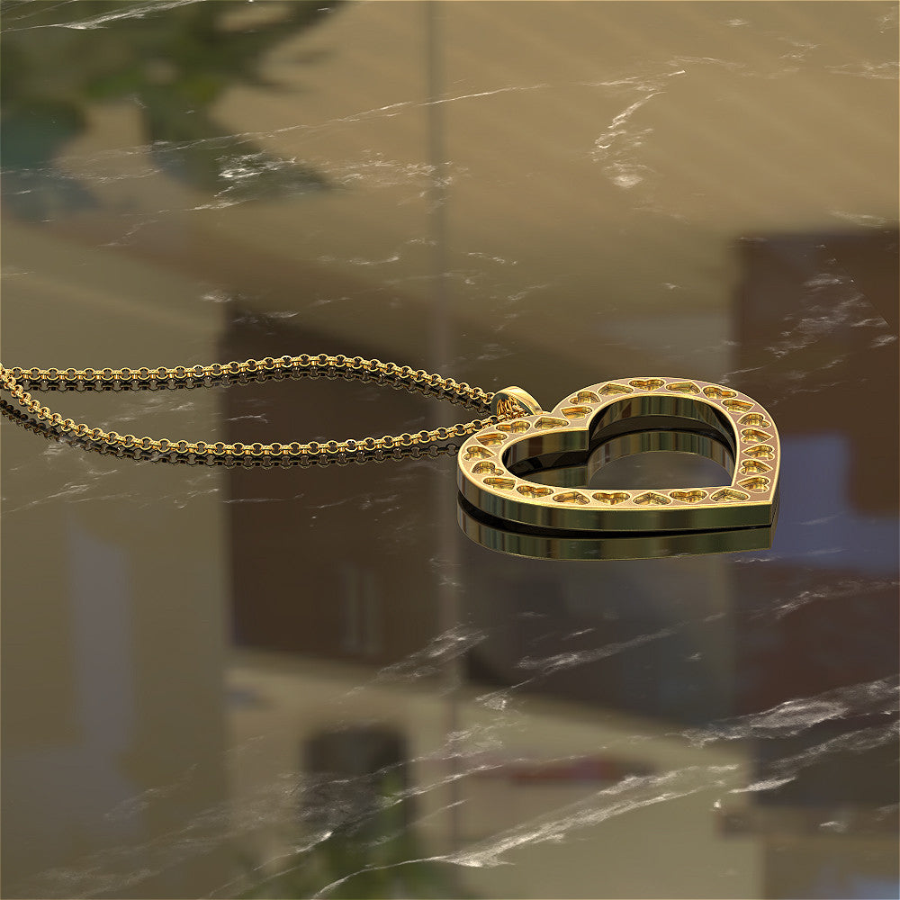 Heart of Love Pendant