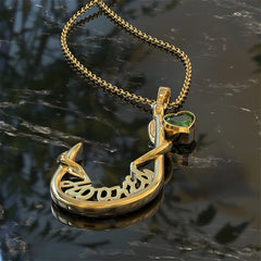 Hooked On You Necklace