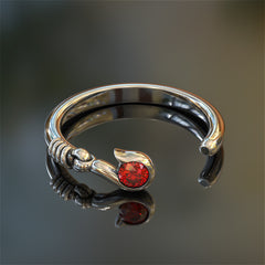 Love Fishing Ring