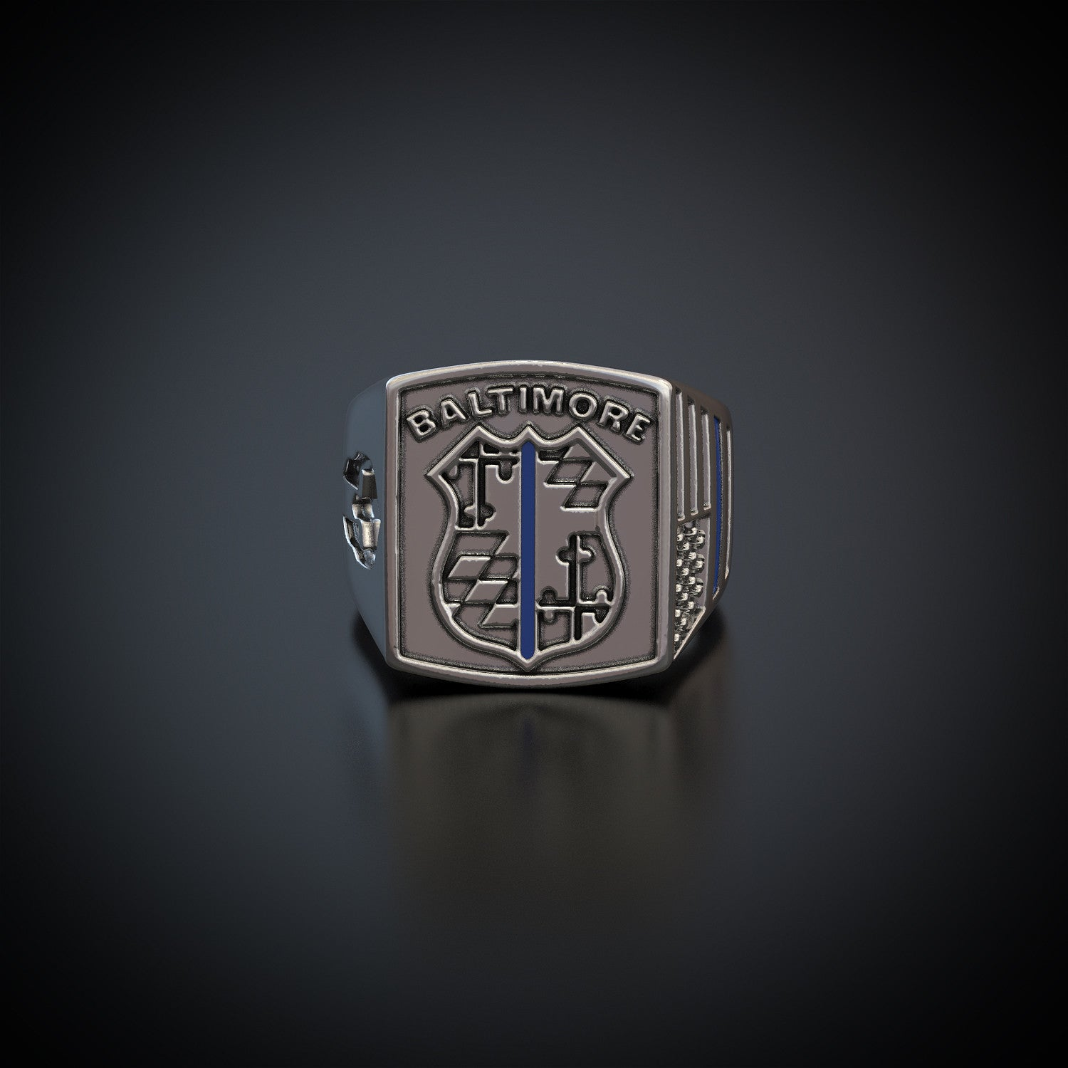 Baltimore PD Ring