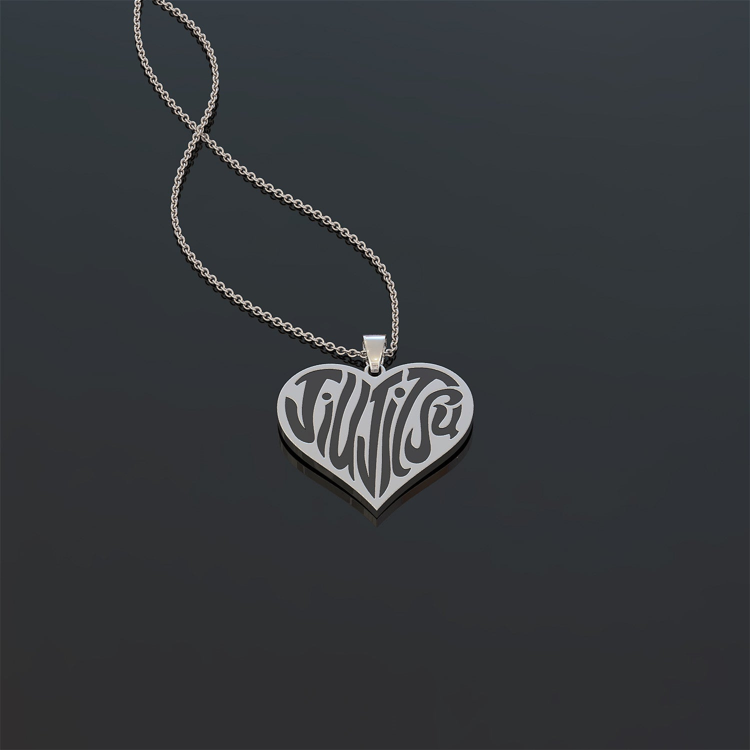 Jits Love Necklace