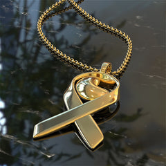 Kidney Disease Awareness Necklace