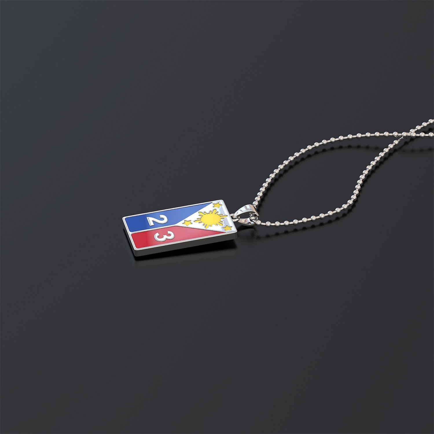 23 Philippines Necklace **LIMITED EDITION ***