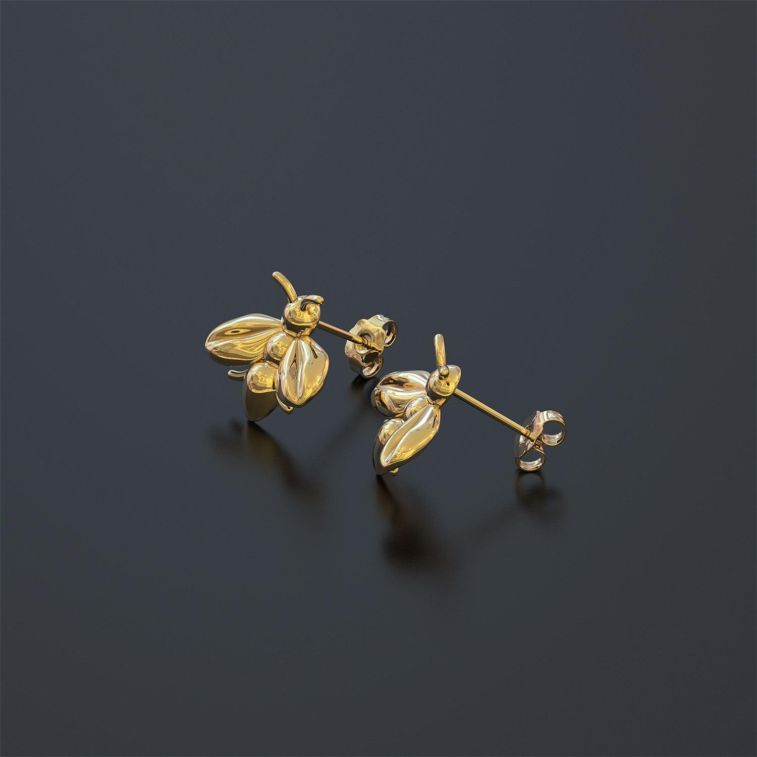 Bee Friendly Earrings