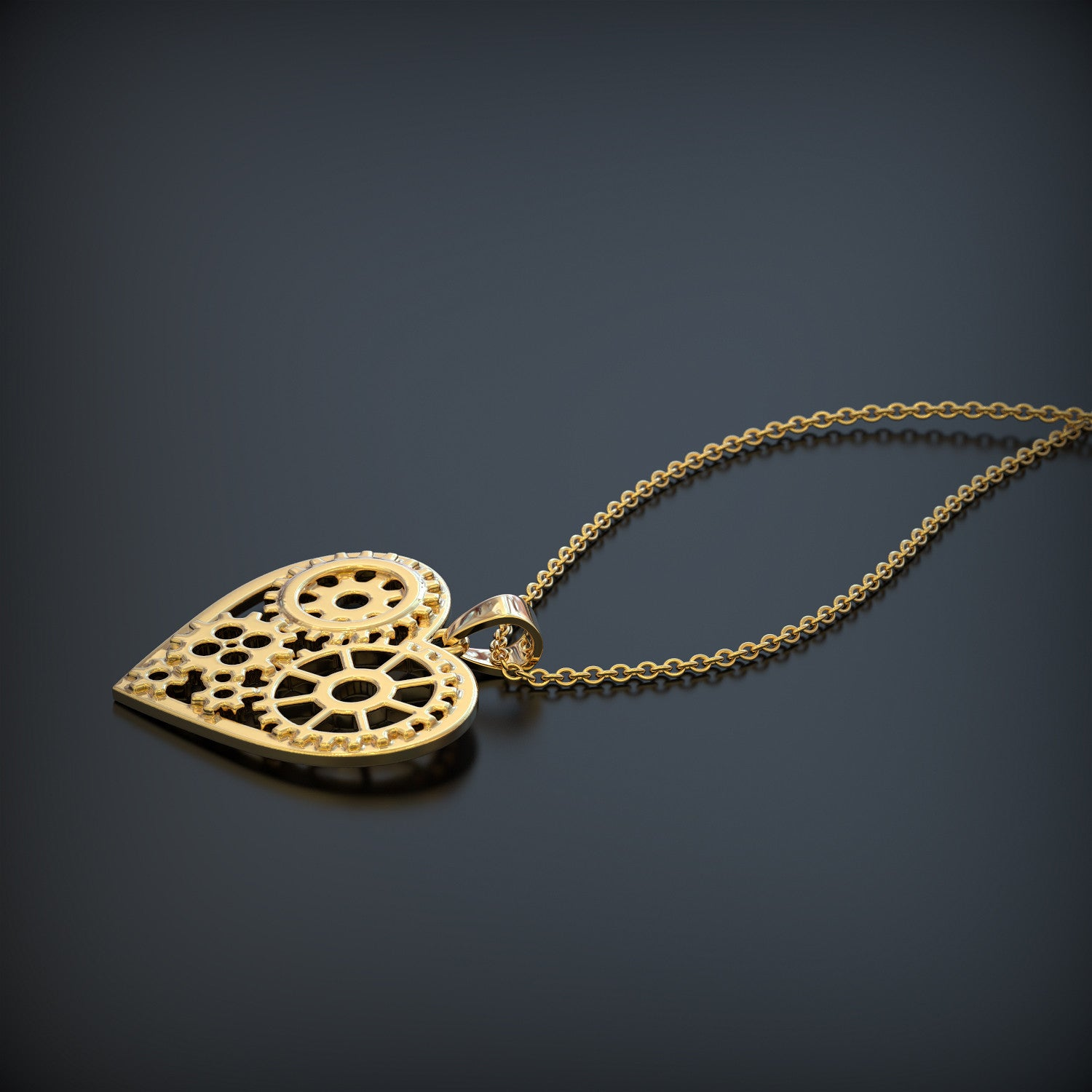 Engineer Necklace