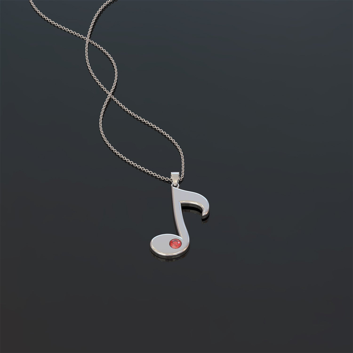 One Beat Necklace