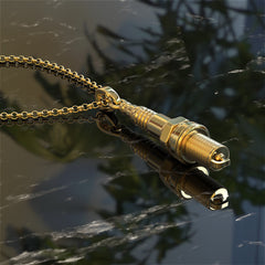 Spark Plug Pendant - STRICTLY LIMITED EDITION