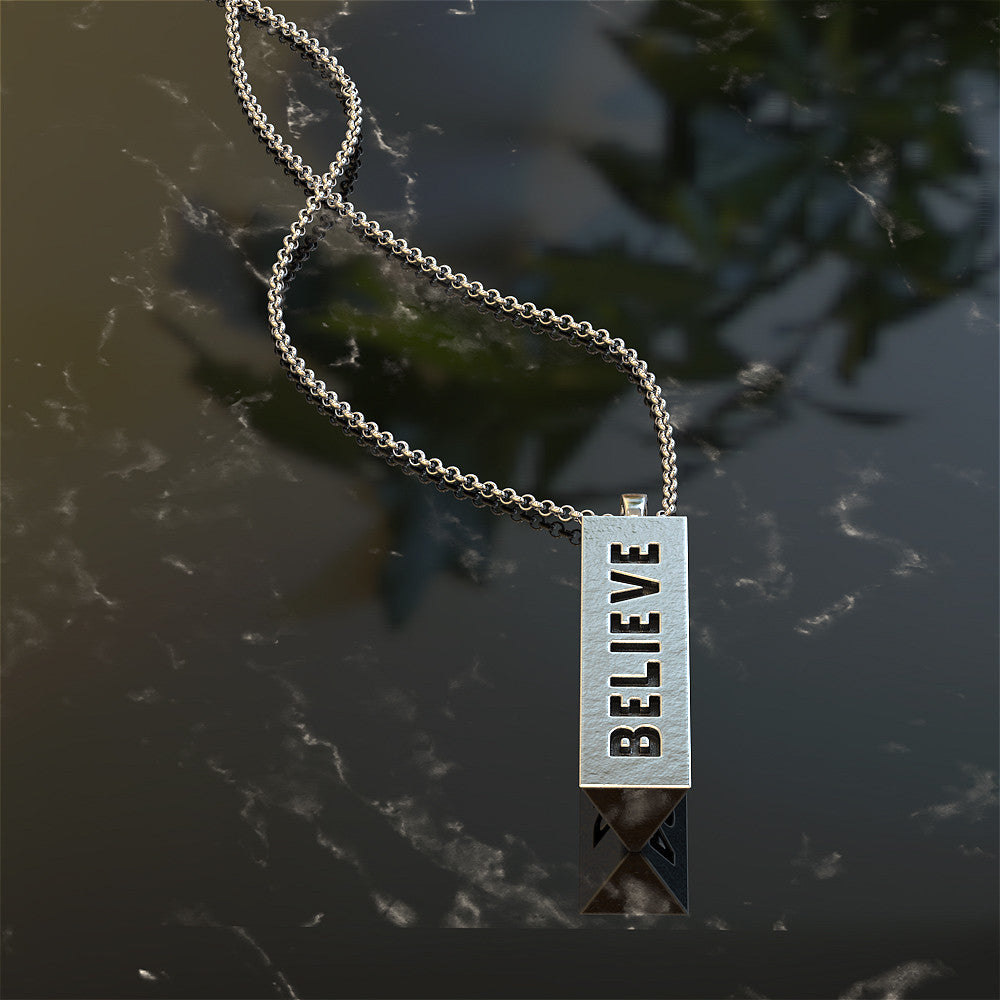 3 Bar Vertical Necklace