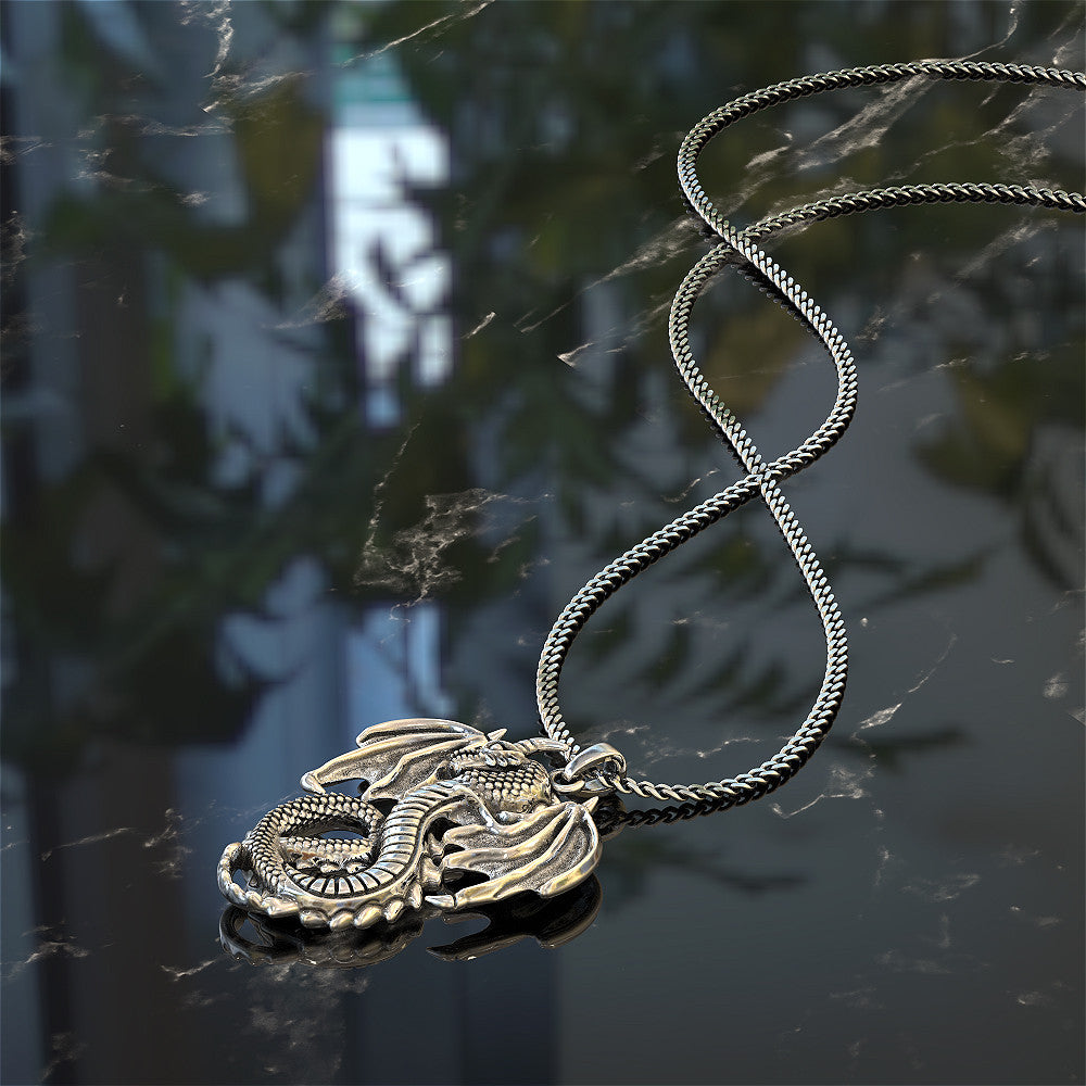 Dragon V3 Necklace