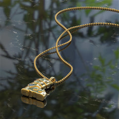 Ski Boot Pendant Birthstone - STRICTLY LIMITED EDITION