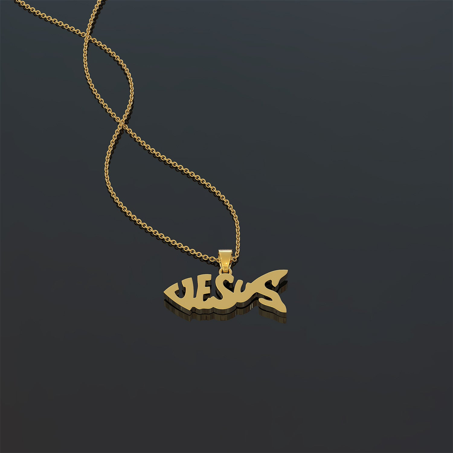 Friends of Jesus Necklace