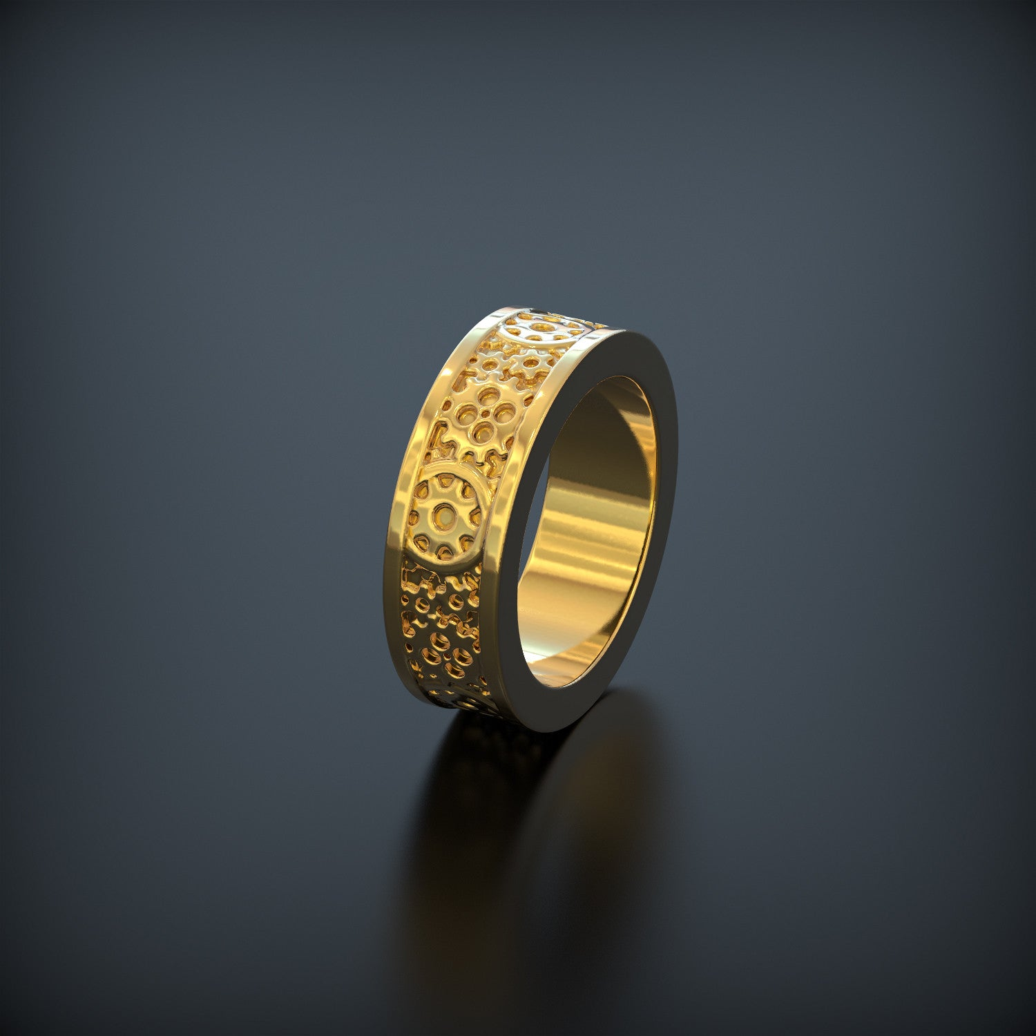 Engineer Ring
