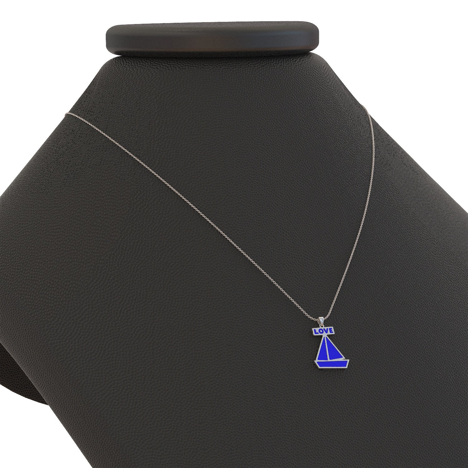 Sailing Love Necklace