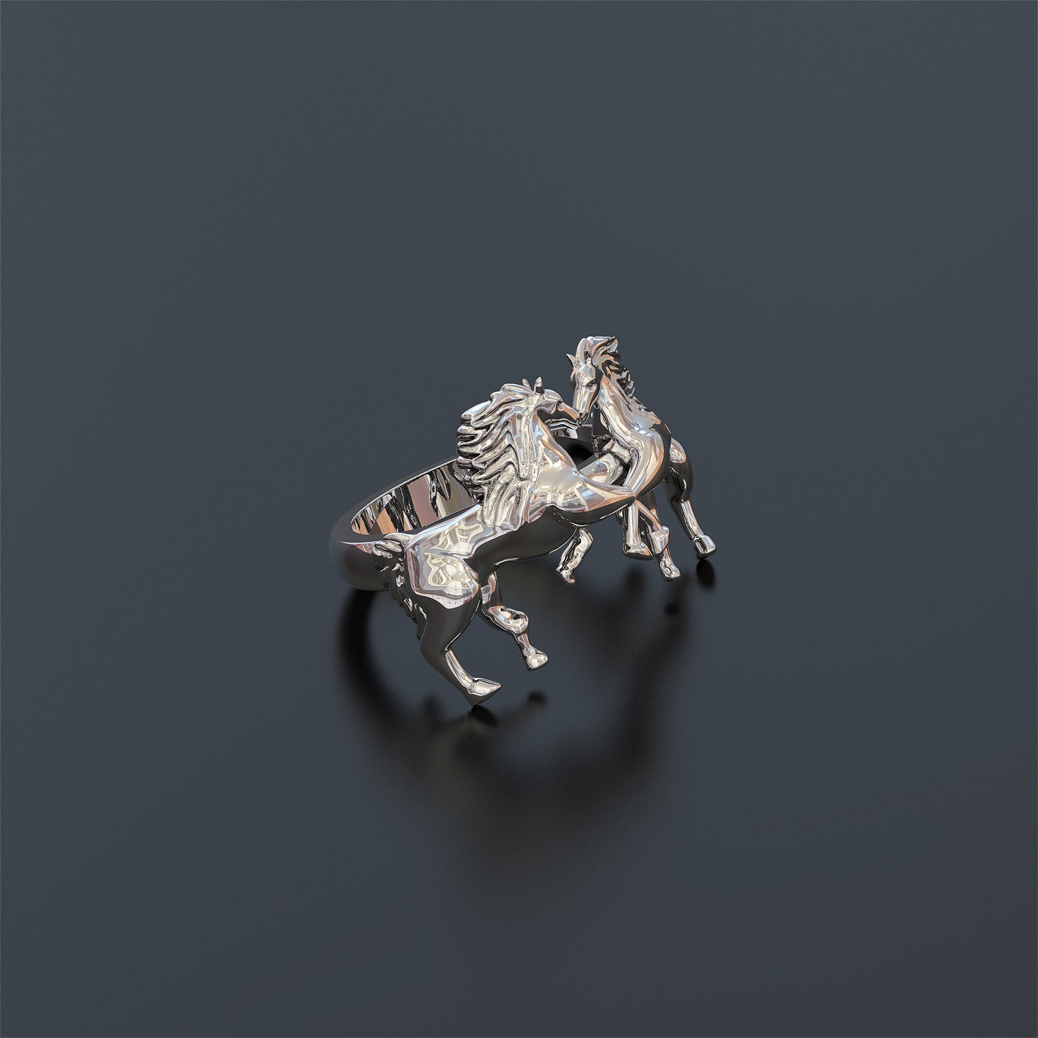 Two Horse Ring