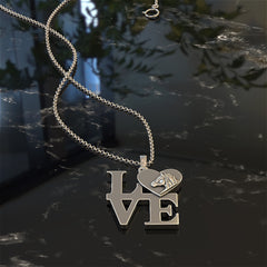 Love Horses Necklace
