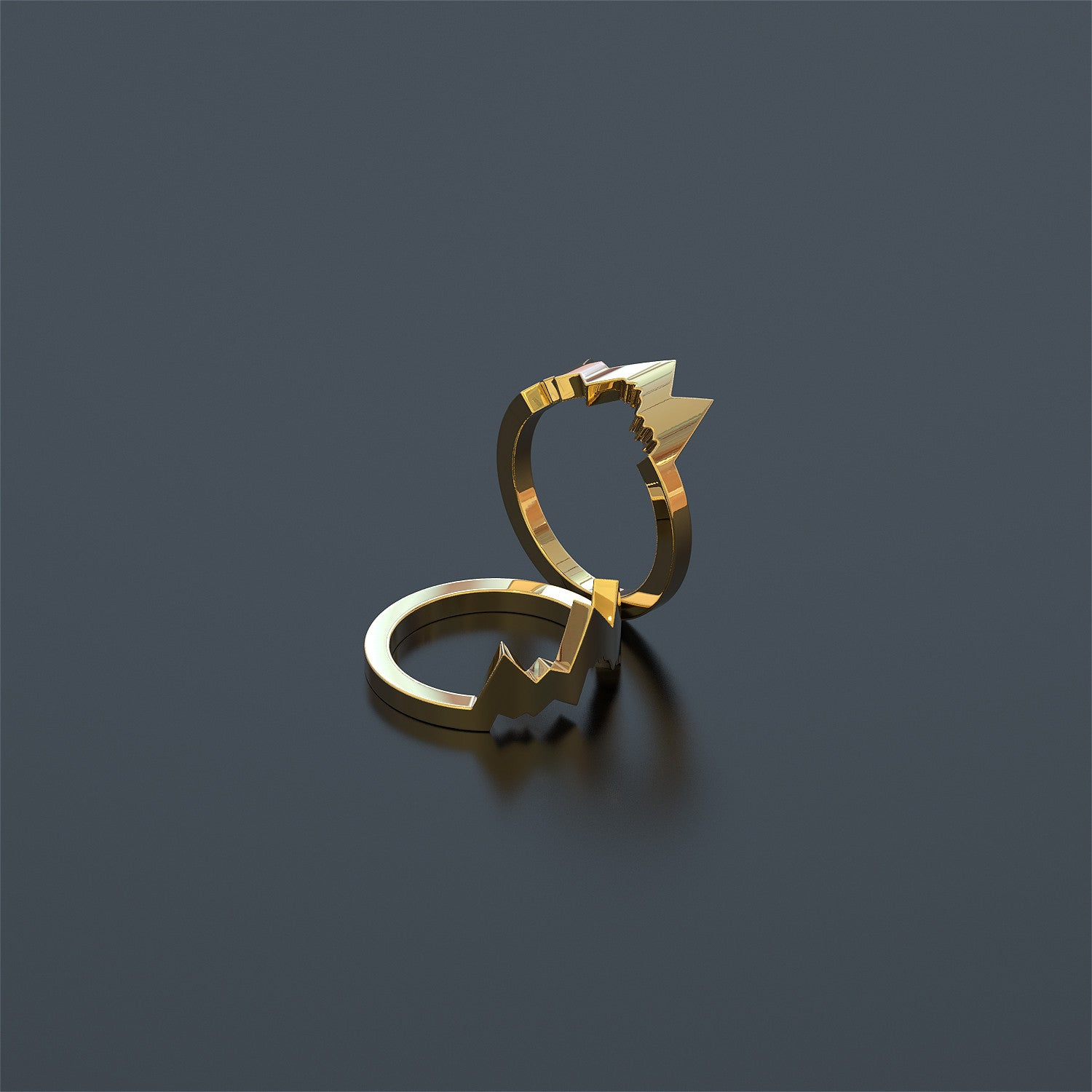 Mountaineer Ring