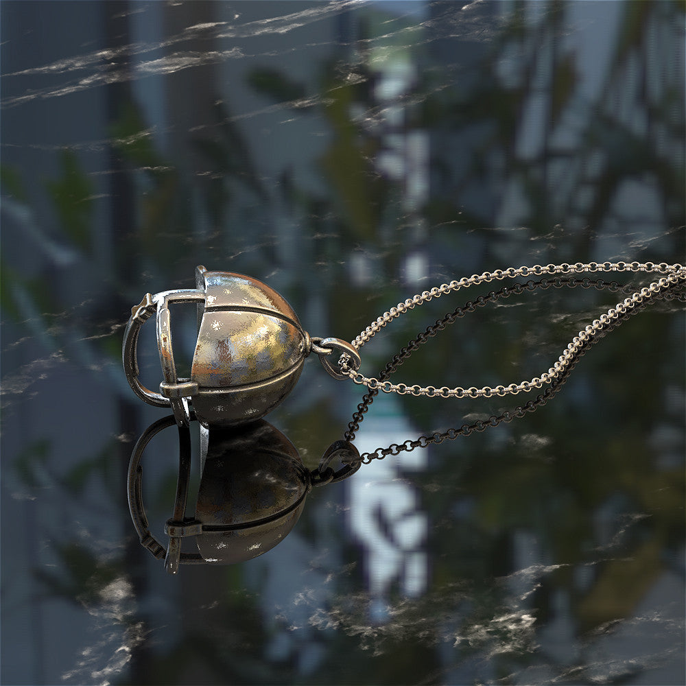 Equestrian Helmet Pendant - STRICTLY LIMITED TIME