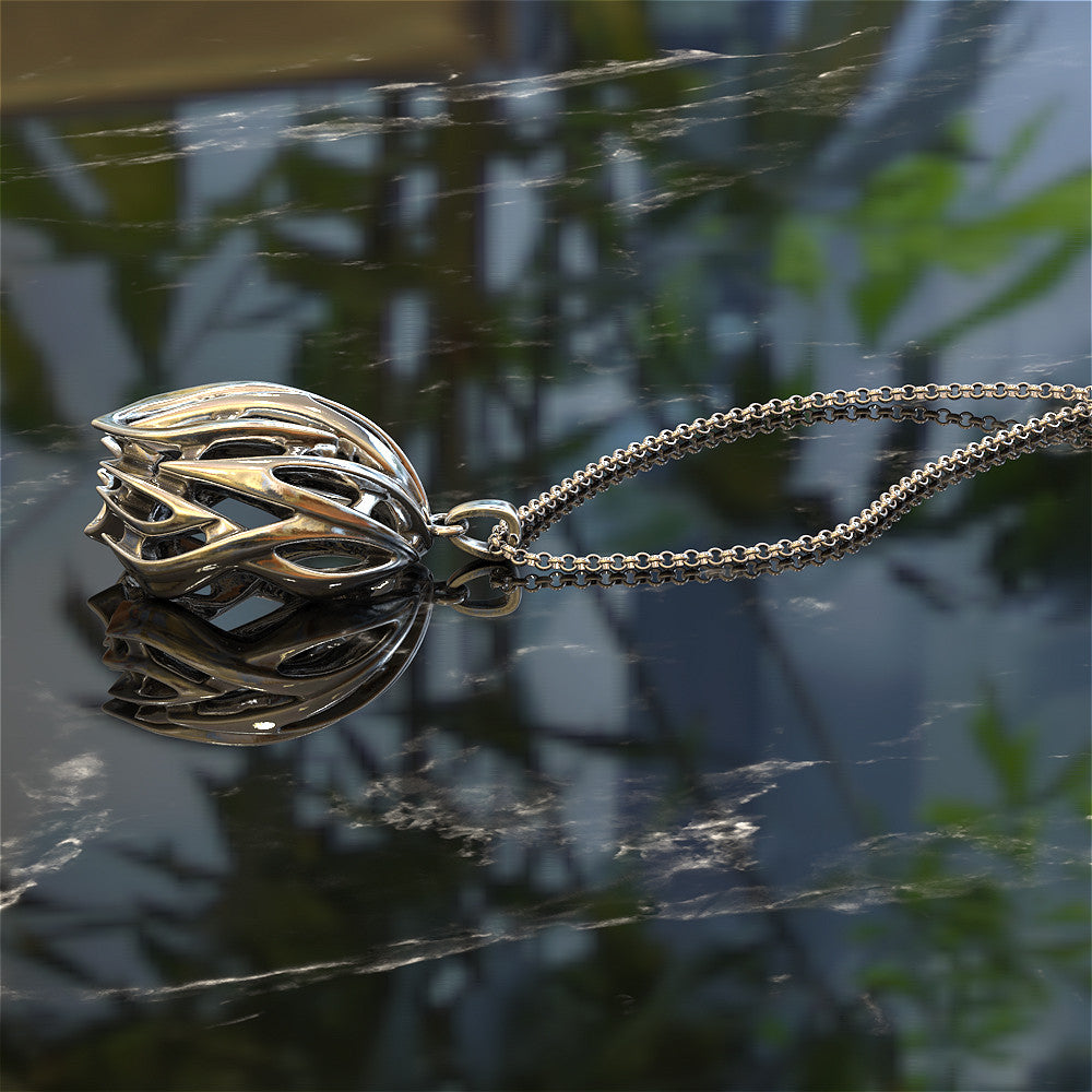 Cycling Helmet Pendant - STRICTLY LIMITED EDITION