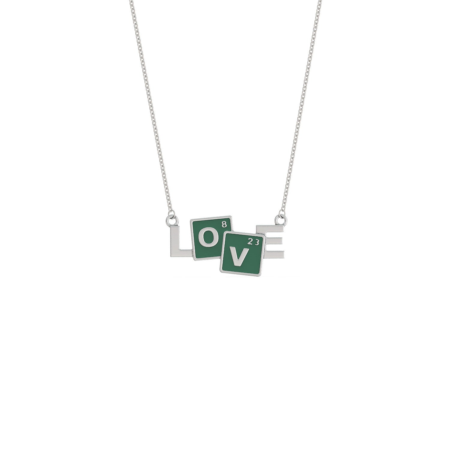 Love Breaking Bad Necklace